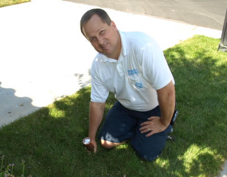 Landscape Lighting Oak Park Electrician