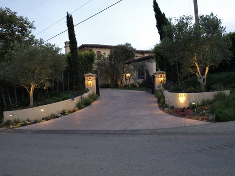 Landscape Lighting Oak Park Exterior Lighting