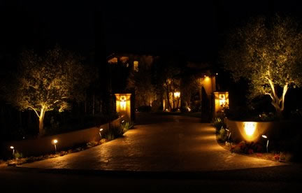 Landscape Lighting Oak Park Fixtures