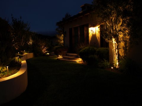Landscape Lighting Oak Park Landscape Lights