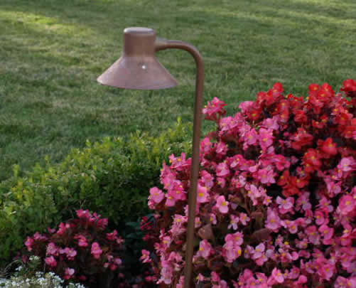 Landscape Lighting Oak Park FG Light