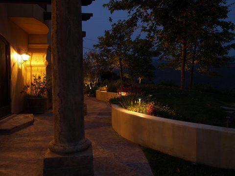 Landscape Lighting Oak Park Outdoor Lighting